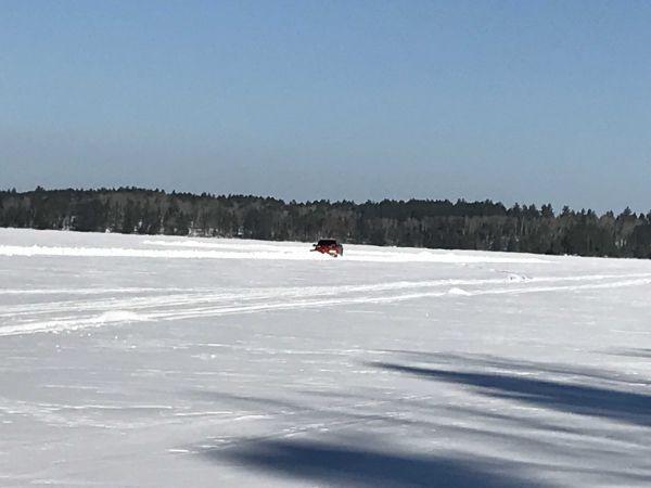 Ice Roads on WICOL