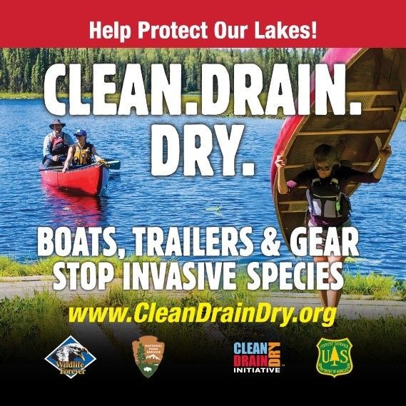 Governor Dayton Proclaims: Clean Drain Dry Day!