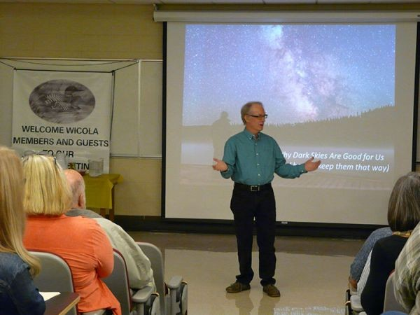 """Bob King – """"Why Dark Skies are Good for You"""""""
